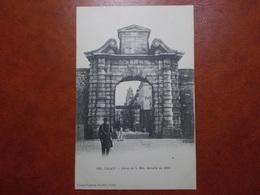 Carte Postale  - CALAIS (62) - Porte De La Mer Démolie En 1883 (3338) - Calais