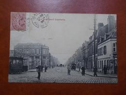 Carte Postale  - CALAIS (62) - Le Boulevard Gambetta (3339) - Calais
