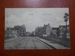 Carte Postale  - CALAIS (62) - Le Pont Richelieu (3340) - Calais