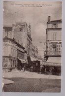 REF 415 : CPA 16 ANGOULEME Rue De Périgueux Tramway - Angouleme