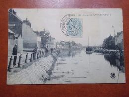 Carte Postale  - CALAIS (62) - Vue Prise Du Pont St Pierre (3341) - Calais