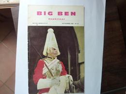 BIG BEN Supérieur - Revue N°62 - Novembre 1969 - English Language/ Grammar