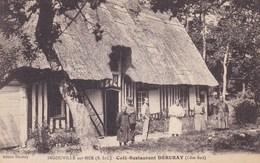 INGOUVILLE SUR MER CAFE-RESTAURANT DERUBAY ,(( Lot 339 )) - Autres Communes