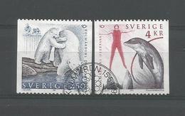 Sweden 1991 Norden Y.T. 1649/1650 (0) - Oblitérés