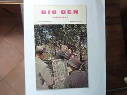 BIG BEN Supérieur - Revue N°66 - Mars 1970 - English Language/ Grammar