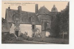 LE CHATELLIER - ANCIEN CHATEAU DE LA VIEUVILLE - 35 - France