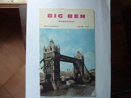 BIG BEN Supérieur - Revue N°69 - Juin 1970 - Langue Anglaise/ Grammaire
