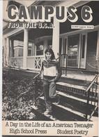 Revue CAMPUS 6 En Anglais 16 Pages En 1981 An MGP Magazine Series 6 - Culture