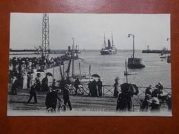 Carte Postale  - St NAZAIRE (44) - La Nouvelle Entree (3347) - Saint Nazaire