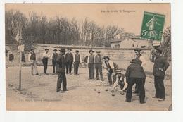 SURY LE COMTAL - JEU DE BOULE LA SURQUOISE - 42 - Other Municipalities
