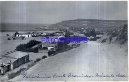 118491 ARGENTINA CHUBUT PUERTO PIRAMIDES PENINSULA VALDES VISTA PARCIAL 16.5 X 10 CM PHOTO NO POSTCARD - Fotografie