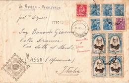 Postal History Cover: Brazil Cover From 1952 - Brazil