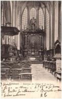 TIRLEMONT - Intérieur De L'église N. D. Au Lac - Otros