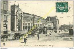 33. BORDEAUX . Gare Du Midi . Arrivée . - Bordeaux