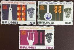 Brunei 1966 UNESCO MNH - Brunei (...-1984)