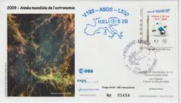 France Kourou 2009 Lancement Ariane Vol 193 Timbre à Moi Ariane A 30 Ans - France