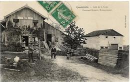 VANDELEVILLE Café De La Gare-C.Burnot Entrepreneur - Altri Comuni