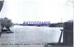 118496 ARGENTINA LA RIOJA LOS COLORADOS VISTA PARCIAL VIVIENDAS AÑO 1948 16.5 X 10 CM PHOTO NO POSTCARD - Fotografie