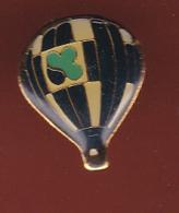 59612- Pin's. Mongolfiere.ballon.signé Euroclimat - Montgolfières