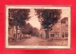 46-CPA BRETENOUX - Bretenoux