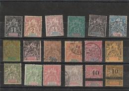 Petite Collection Du Sénégal Du N° 8 A 113 En Majorité Avec Charnoére * Cote 2010 413 Euros Net 80 Port R2 Offert - Senegal (1887-1944)