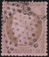 France  .   Yvert   .    54       .        O         .       Oblitéré - 1871-1875 Cérès