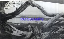 118499 ARGENTINA TIERRA DEL FUEGO USHUAIA BAHIA VISTA PARCIAL AÑO 1944 16.5 X 10 CM PHOTO NO POSTAL POSTCARD - Fotografie