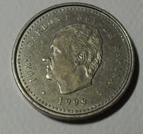1999 - Espagne - Spain - CIEN PESETAS, Juan Carlos 1, Commémorative, KM 1006 - [ 5] 1949-… : Kingdom