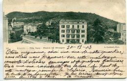 -2A - CORSE  -  AJACCIO - Villa Cussy - Pension Des Etrangers       Collection  L.Cardinali    Carte Precurseur - Hotels & Restaurants