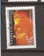 1999  2947  OELRAFFINERIA NATTO BOMBEN JUGOSLAVIJA JUGOSLAWIEN  MNH - Montenegro