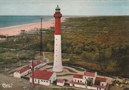 Carte Postale Des Années 60 - Phare De La Coubre - Vue Générale Aérienne - Charente-maritime - Barche