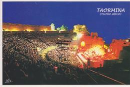 Taormina-teatro Greco - Italia
