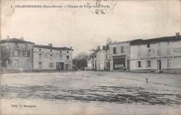 CHAMPDENIERS - Champ De Foire (côté Nord) - Champdeniers Saint Denis