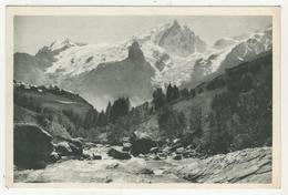 05 - La Grave -     Torrent Du Chazelet Et La Meije - France
