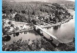 Lustin-sur-Meuse (Profondeville)-1968-Panorama-Vue Sur Le Pont De Lustin à Rivière Et Sur Les Villas - Profondeville