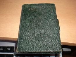 Emwe Notiz Kalender 1938 - Klein Formaat: 1921-40