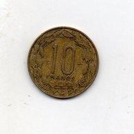 Camerun - 1958 - 10 Franchi - Vedi Foto - (MW2533) - Camerun