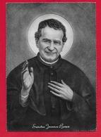 CARTOLINA NV ITALIA - Sanctus Joannes BOSCO - Libreria Dottrina Cristiana - 10 X 15 - Santi
