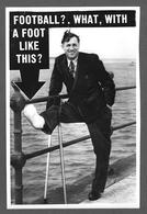 Photo Presse 1954 - FOOTBALL CALCIO JOE MERCER - Personnes Anonymes