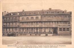 BERCK PLAGE - Maison Notre Dame - Pension De Famille - Berck