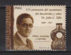Peru (2006) Yv. 1526 /  Julio C. Tello - Perù