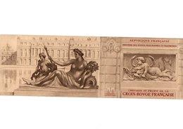 Carnet De Timbres De La Croix Rouge - Booklets