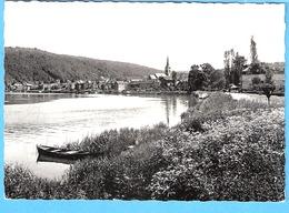 Profondeville-1961-Un Coude De La Meuse Et L'Eglise Saint-Remy-Edit.Ferd. Henry-Electricité-Mécanique, Profondeville - Profondeville