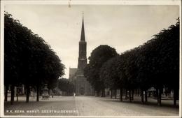 Cp Geertruidenberg Nordbrabant Niederlande, Kirche, Markt - Non Classés