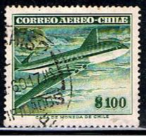 CHILI 357 // YVERT 160 // 1955-60 - Chili