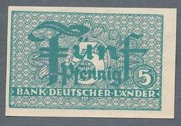 P11a Ro250a WBZ-11a. 5 Pfennig 1948 UNC NEUF - [ 7] 1949-… : RFD - Rep. Fed. Duitsland