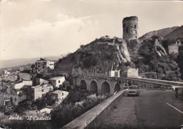 CARTOLINA - COSENZA - PAOLA - IL CASTELLO - VIAGGIATA PER ALESSANDRIA - Cosenza