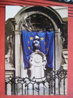 8073 Feldkirchen Bei Graz - Ansichtskarte Von Brüssel Mit Nachporto / Nachgebühr / Nachtaxiert 1992 - Strafport