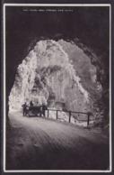 Vrbas, Tunnel, Photo Picture Postcard, Mailed 1930 - Bosnie-Herzegovine