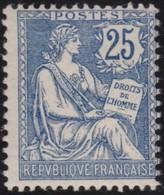 France  .    Yvert  .    127   (2 Scans)        .  **   .     Neuf  SANS  Charniere  .   /   .  MNH - Francia